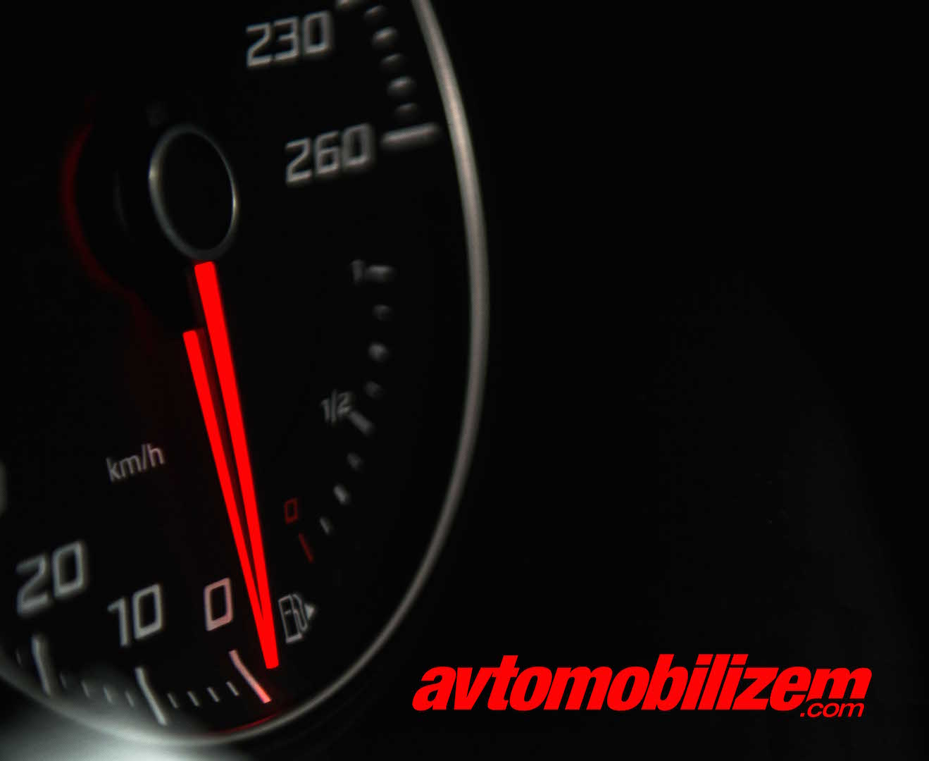 Audi Matrix OLED tehnologija