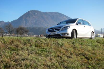 Mercedes Benz razred B 1
