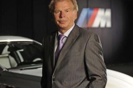 Dr. Friedrich Nitschke, predsednik družbe BMW M GmbH P90079727