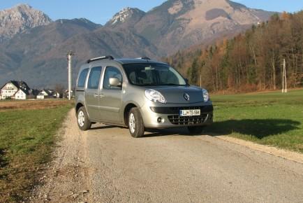 Renault Kangoo DIV