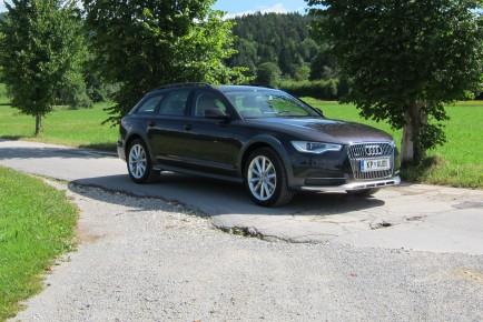 Audi A6 allroad vodilna