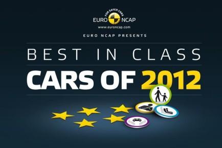 Euro NCAP 2012 Awards