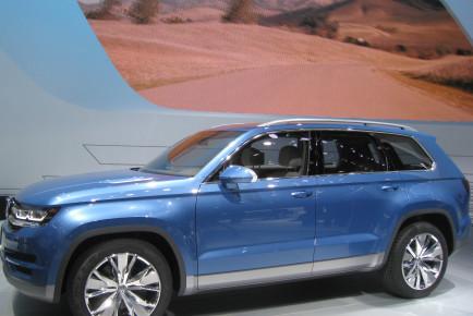 BASF in Volkswagen SUV1