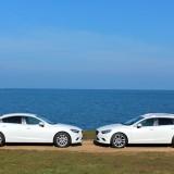 Mazda 6 vodilna