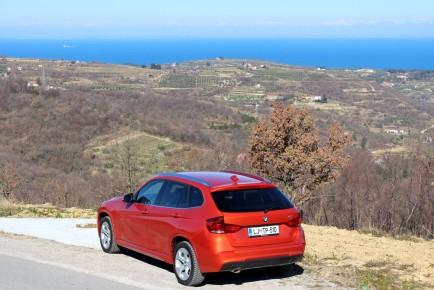 BMW X1 20d 1a