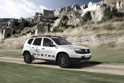Dacia Duster Aventure