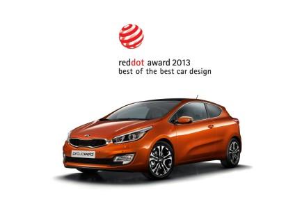 Kia pro_ceed red dot award 2013_Best of the Best (Medium)