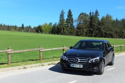 Mercedes Benz E 1