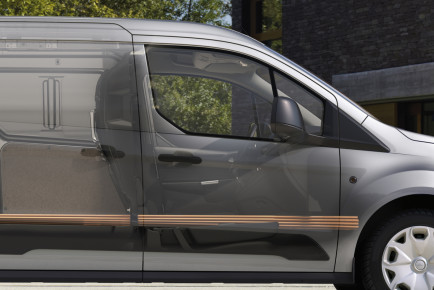 All-New Ford Transit Connect Offers Smart Cargo Solutions for Cl
