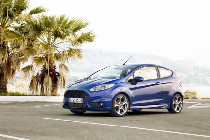 Ford Receives Double the Expected Number of Orders for Fiesta ST