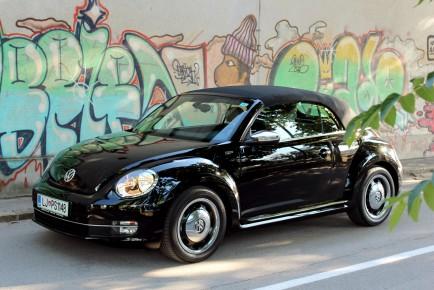 Volkswagen Beetle Cabrio 1