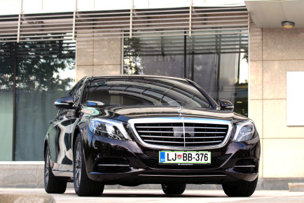 Mercedes Benz S 1