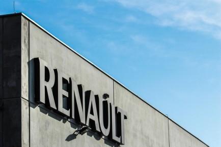 Renault Nissan skladisce -1