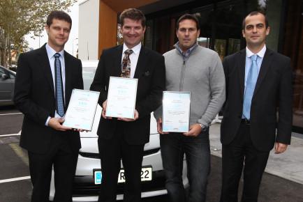 Nagrajenci Eko vozni park