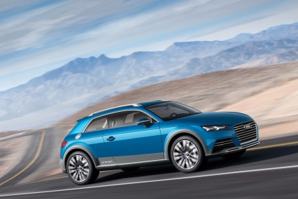 Audi Compact Crossover 4