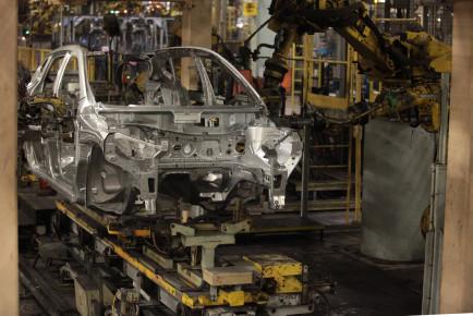 Nissan Qashqai production Sunderland-1