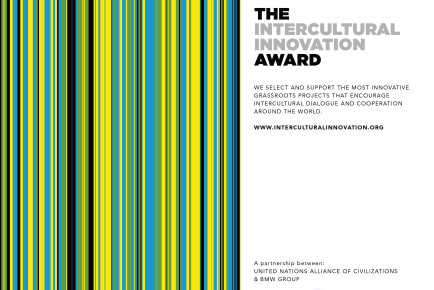 Intercultural Innovation Award BMW Group UN