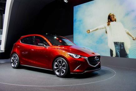Mazda Hazumi Ženeva 2014