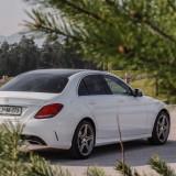 Mercedes-Benz C in GLA-1