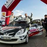 Aleks Humar in Florjan Rus Lavanttal Rallye_1