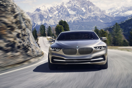 BMW series 9
