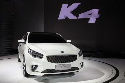 Kia K4 Concept for China market (2)
