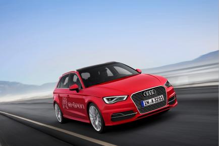 Audi A3 Sportback e-tron 3