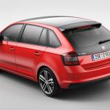 Škoda Rapid Spaceback reddot