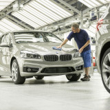 Produktion BMW 2er Active Tourer (F45)