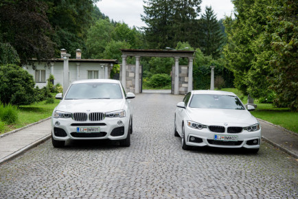 Bled BMW serije 4 Gran Coupe in X4 - 143