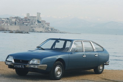 Citroën CX 40 let