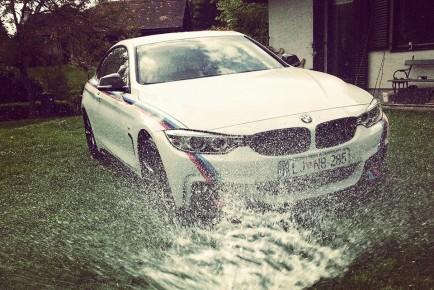 BMW v pranju