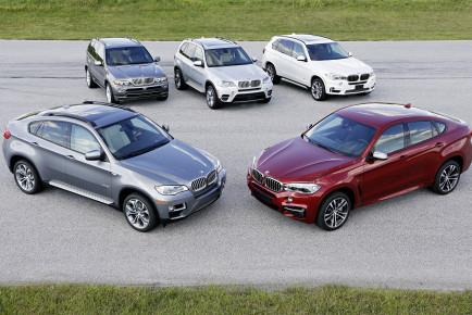 15 let modelov BMW X (1)