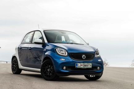 Smart ForTwo in ForFour_1