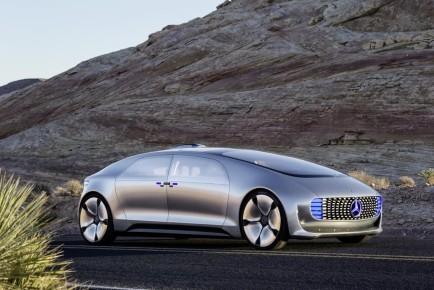 Mercedes Luxury Koncept