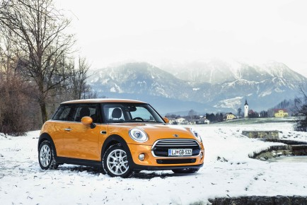 Trivratni Mini Cooper SD_1