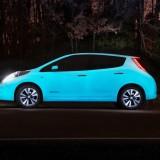 Nissan Leaf UV barva_1
