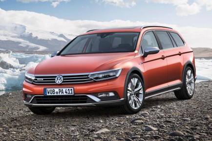 Volkswagen Passat Alltracck