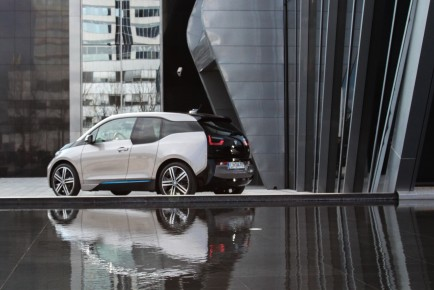 BMW iStore BTC-1