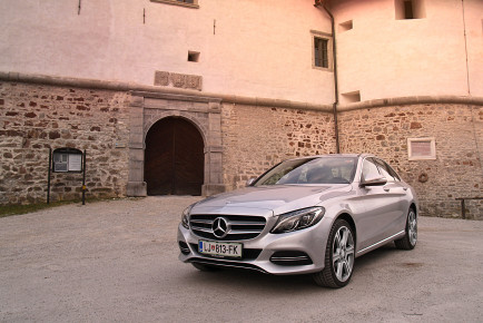 MERCEDES BENZ C 250CDI 4MATIC 01