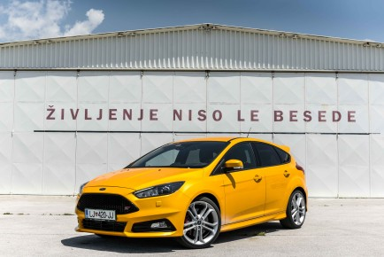 Ford Focus ST_1
