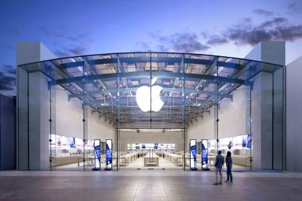 Apple trgovina Santa Monica