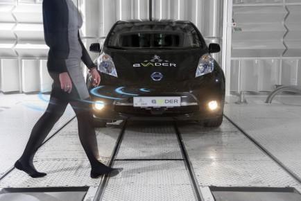 Nissan eVader