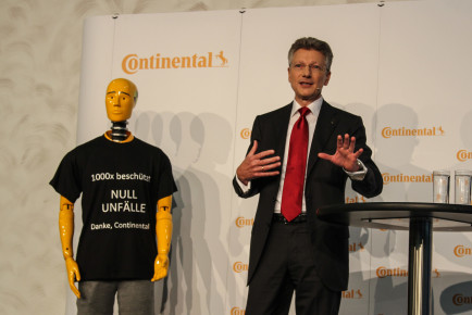Dr. Elmar Degenhart, izvršni direktor Continental