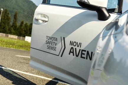 Toyota Safety Sense TSS Vransko (8)