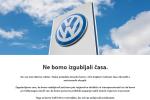 Volkswagen preverjanje
