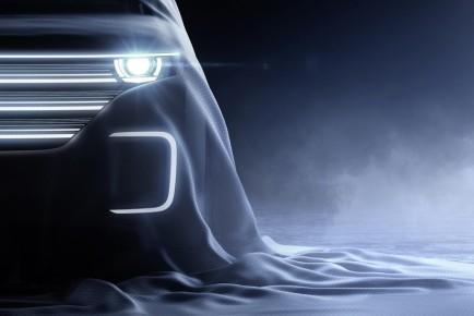 Volkswagen EV koncept Detroit