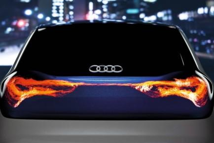 Audi-OLED