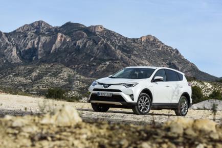 Toyota RAV4 Hybrid Alicante Španija_1