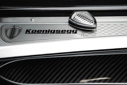 Koenigsegg Agera ključ